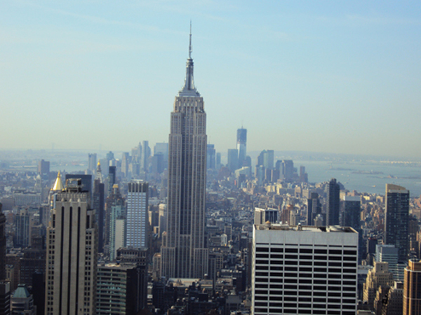 Empire State Building de New York - mes Souvenirs de Voyage - blog voyage MSDV