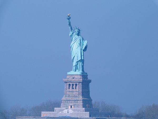Statue de la Liberté à New York - mes Souvenirs de Voyage - blog voyage MSDV