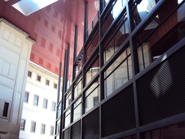 architecture musee reine sophie - MSDV