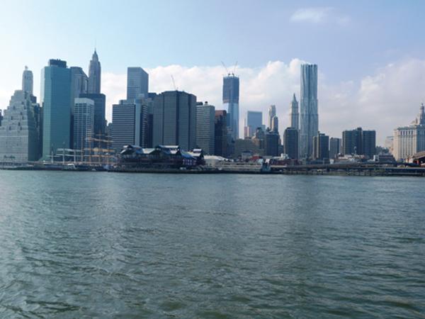 la mythique Skyline de New York - mes Souvenirs de Voyage - MSDV Blog voyage