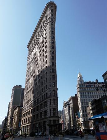 le Flatiron, un building original à New York - mes Souvenirs de Voyage - MSDV - blog voyage
