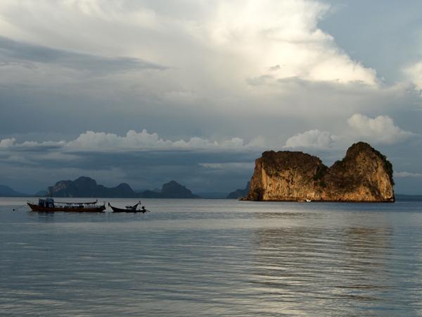 île de Koh Ngai en Thailande - MSDV