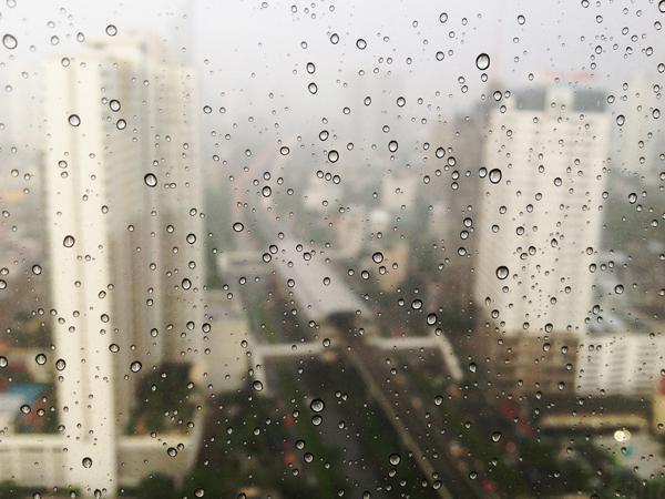 Climat Brésil - pluie - MSDV