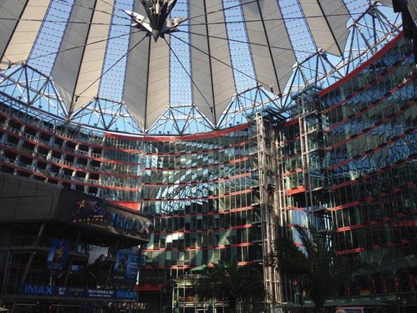 Sony Center Berlin - MSDV