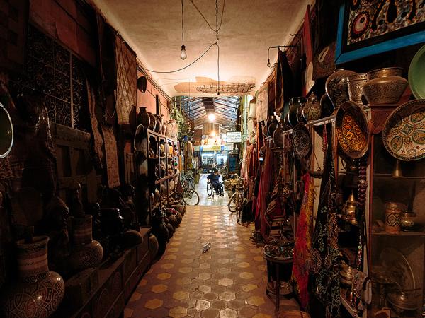 Souks Marrakech - MSDV