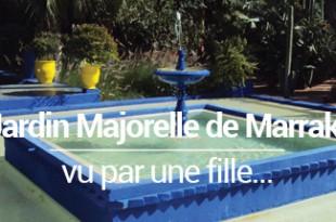 Jardin Majorelle Marrakech MSDV