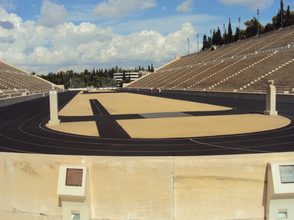 stade olympique Athenes Grece