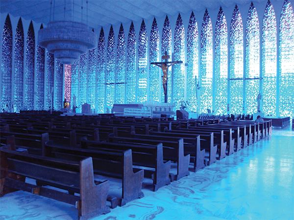 Brasilia Eglise Don Bosco