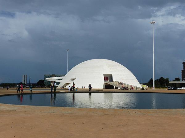 Brasilia Musee Art moderne