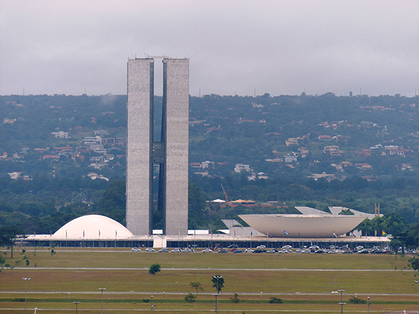 Brasilia Congrès