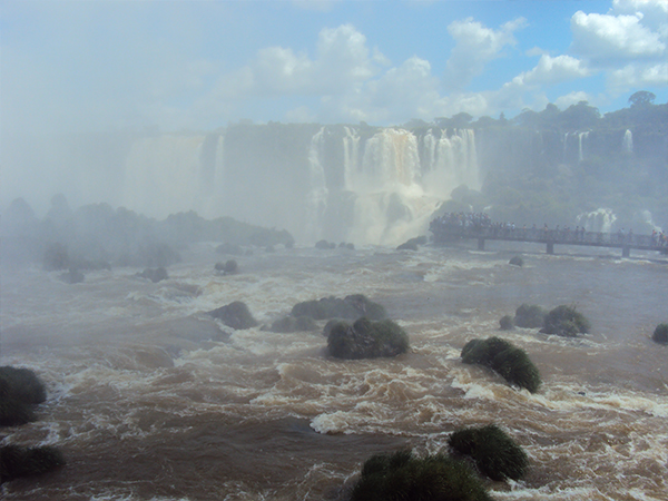 Chutes d'Iguazu Brésil
