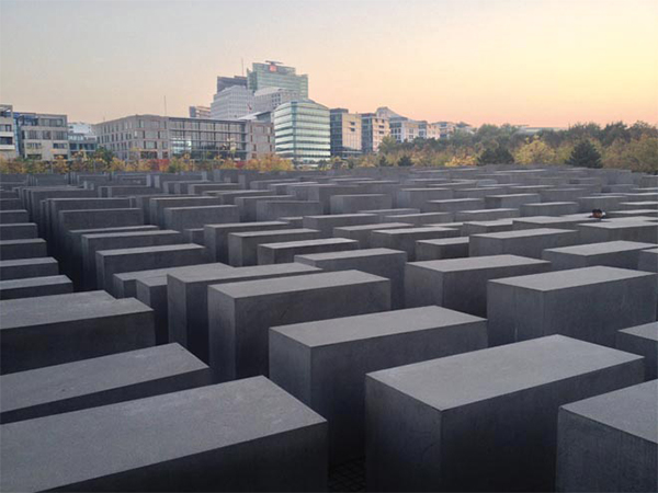 Memorial de l'holocauste Berlin