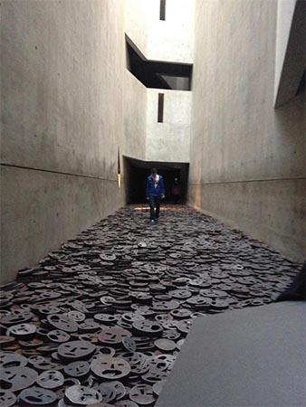 Musée Juif Memory Void berlin