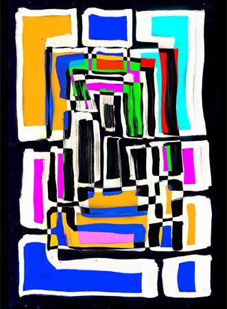 Peinture Miro
