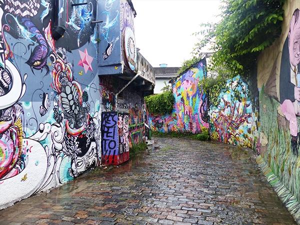 Street Art Sao Paulo Bresil
