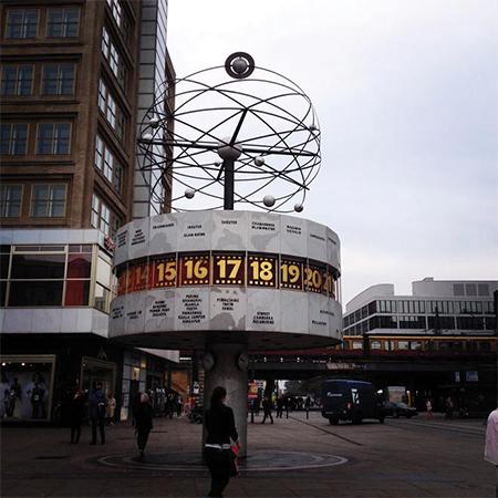 Urania Horloge universelle