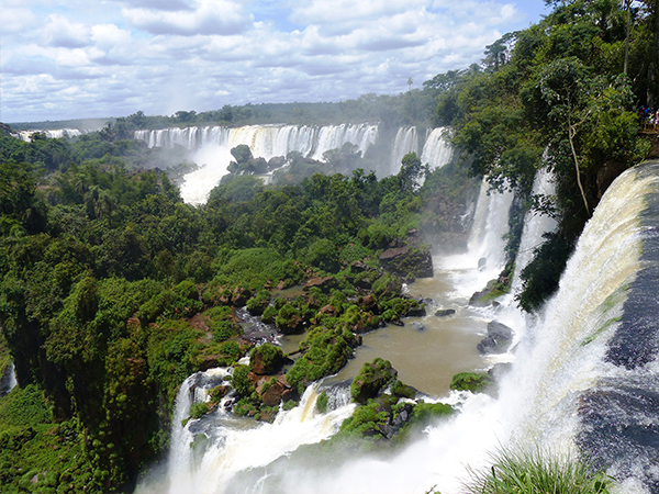 Chutes d'Iguazu Argentine