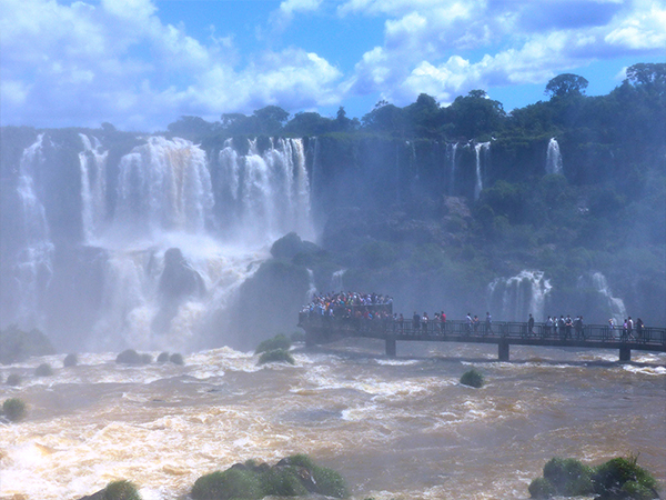 Chutes d'Iguazu Bresil