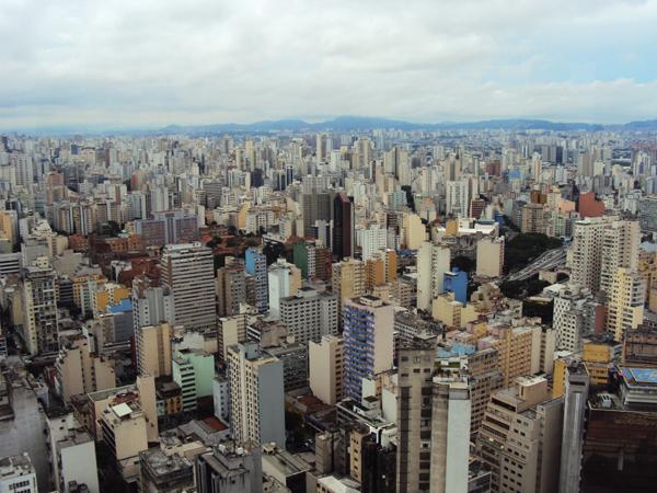 Sao Paolo architecture