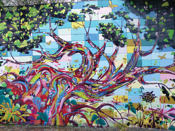 Street Art Sao Paolo