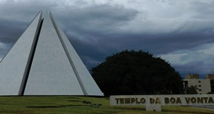 Temple insolite Brasilia Brésil