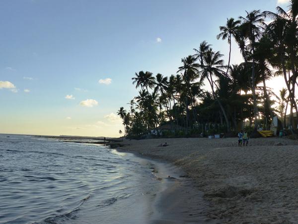 plage salvador de bahia BRESIL