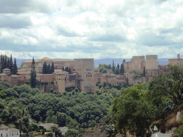 Alhambra Roadtrip Andalousie