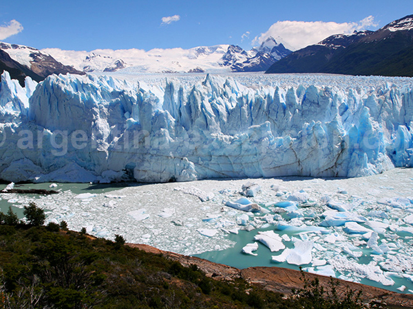 Glacier Argentine Calafate