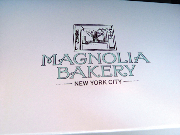 Magnolia Bakery Cupcake New York