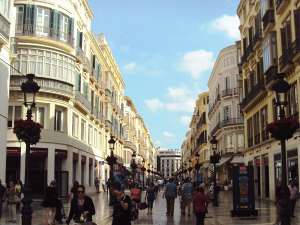 Malaga Roadtrip Andalousie
