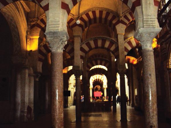 Mezquita de Cordoue Roadtrip Andalousie