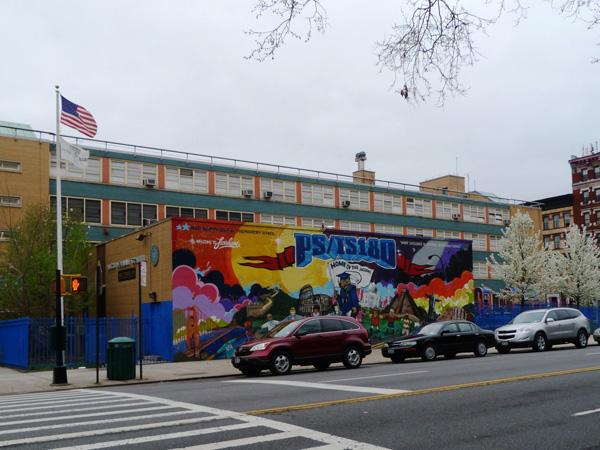 Quartier Harlem NewYork Manhattan MSDV