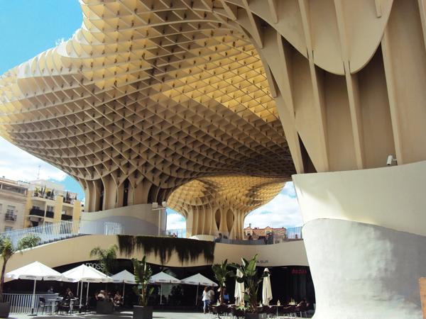 Séville moderne Roadtrip Andalousie