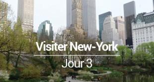 Visiter New York Jour 3