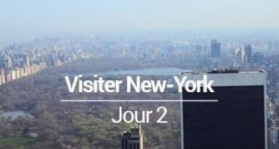 Visiter New York jour 2