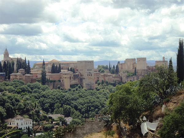 Alhambra Grenade Andalousie Espagne MSDV