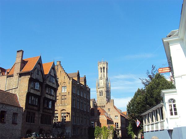 Architecture Bruges MSDV