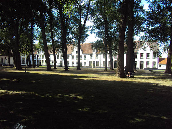 Beguinage Bruges MSDV