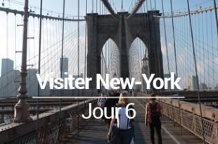 Visiter New-York en 6 jours NYC USA Manhattan Mes Souvenirs de Voyage