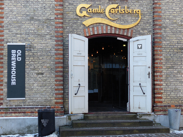 Brasserie Carlsberg Copenhague