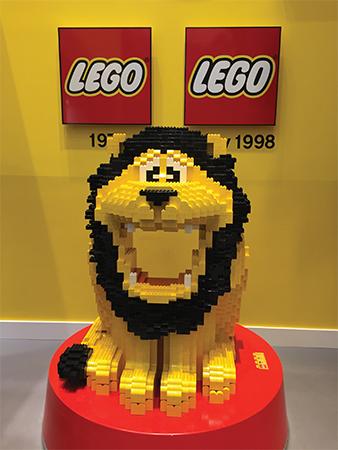 Magasin LEGO de Copenhague