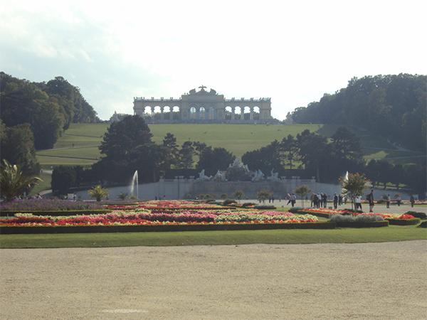 Vienne Chateau Schönbrunn Sissi MSDV