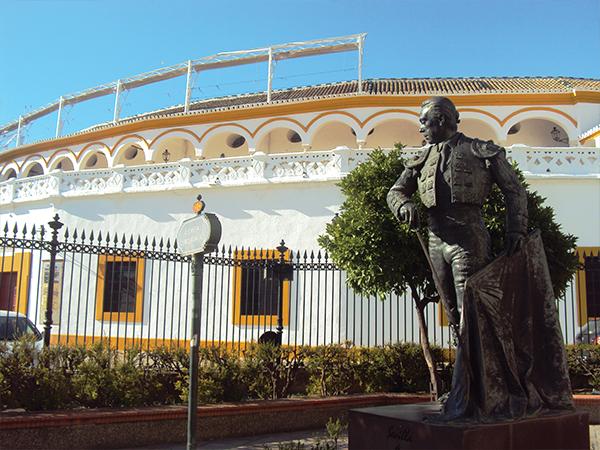 Visiter Seville en 2 jours arènes blog voyage MSDV