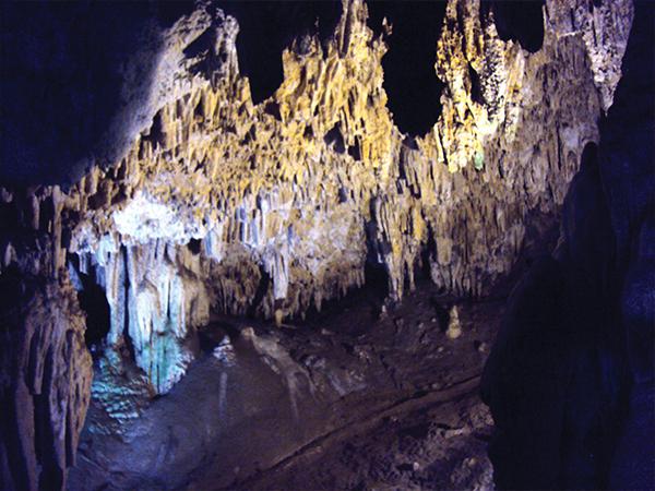 visiter grottes de Nerja Andalousie blog voyage MSDV