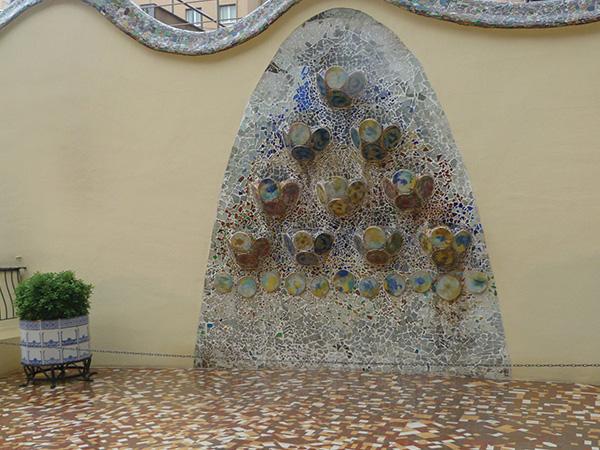 Casa Battlo terrasse Gaudi Visiter Barcelone en 5 jours Blog Voyage MSDV