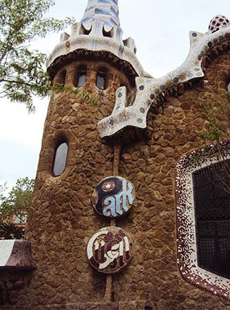 Entrée Parc Guell Gaudi Visiter Barcelone en 5 jours Blog Voyage MSDV