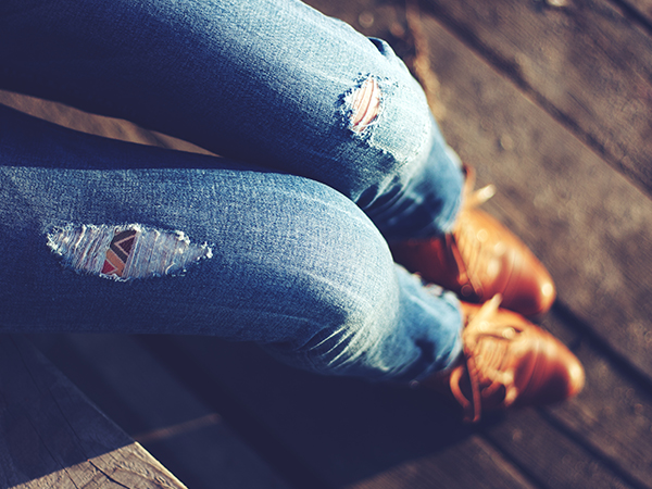 Jeans NewYork OMG blog voyage MSDV