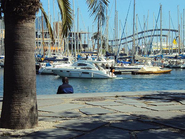 Port de Barcelone blog voyage Mes Souvenirs de Voyage - visiter Barcelone en 5 jours : incontournables de Barcelone