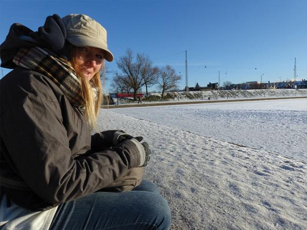 Vêtement chaud pour voyager en hiver Danemark blog voyage