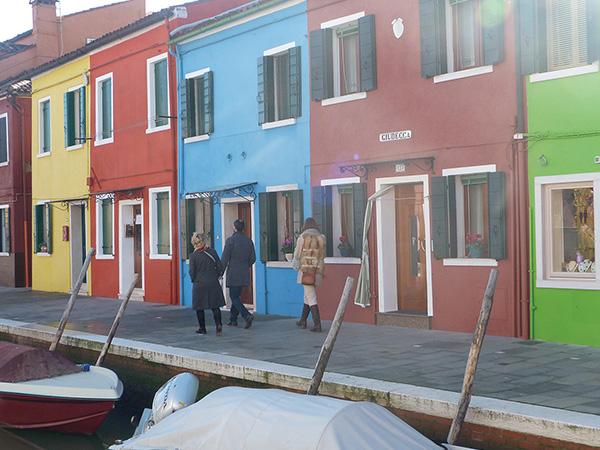 Burano maisons colorees Visiter Venise en 4 jours Blog Voyage MSDV Mes Souvenirs de Voyage